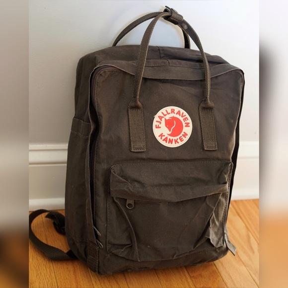 546d5954e Fjallraven Handbags - Fjallraven Kanken Original Brown